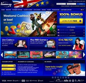 online casino euro biggest quasar